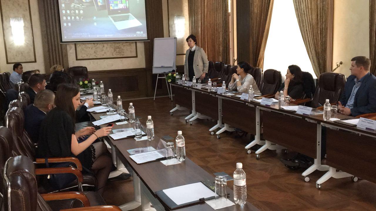Ведущие специалисты КазНИИОиР приняли участие в научно-медицинском совете экспертов