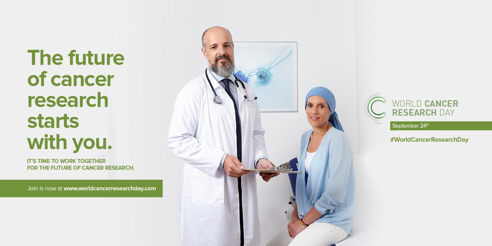 (RU) Всемирный день исследования рака