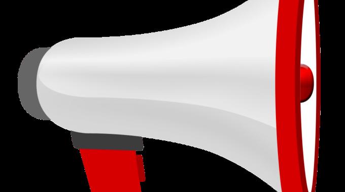 Psd Megaphone Icon