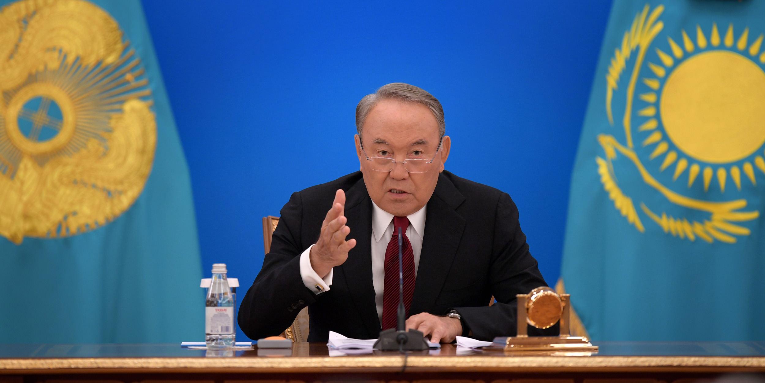 Послание Президента Республики Казахстан Н.Назарбаева народу Казахстана. 5 октября 2018 г.