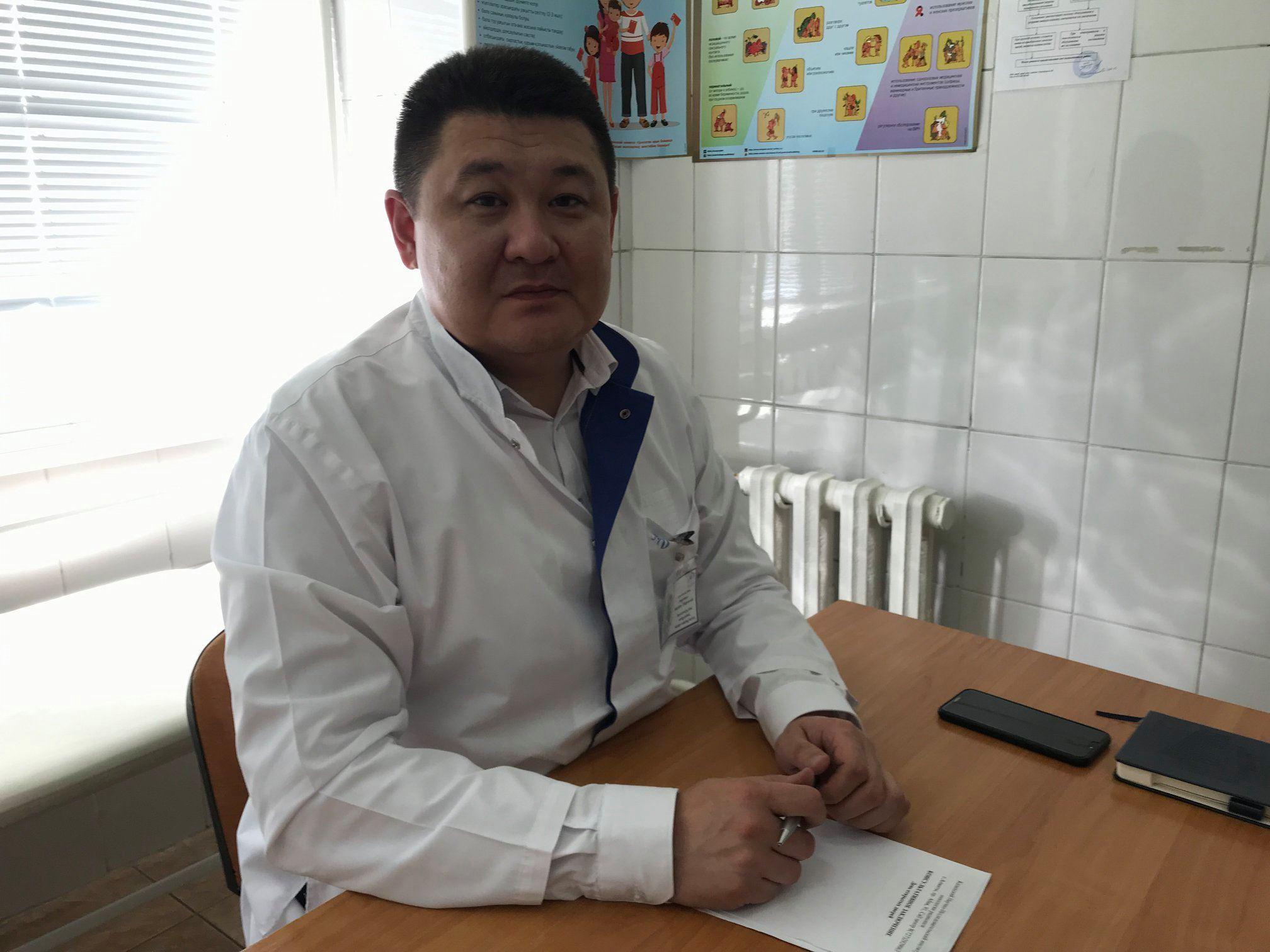 29 июня в Казахском НИИ онкологии и радиологии, а также во всех региональных онкоучреждениях РК прошел день открытых дверей по раннему выявлению рака почки.
