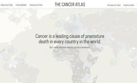 На Всемирном саммите лидеров в онкологии в г. Нур-Султане презентовано третье издание «Атласа рака»