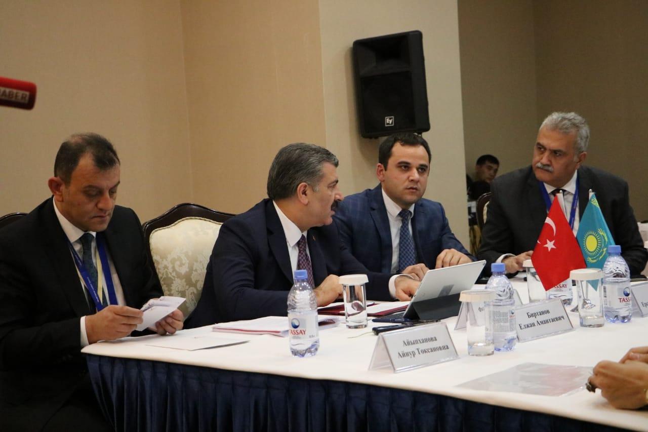 Казахстан и Турция укрепляет сотрудничество в сфере здравоохранения