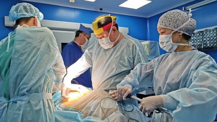 На сегодняшний день онкологическая помощь взрослому населению осуществляется республиканскими организациями – Казахским научно-исследовательским институтом онкологии и радиологии МЗ РК