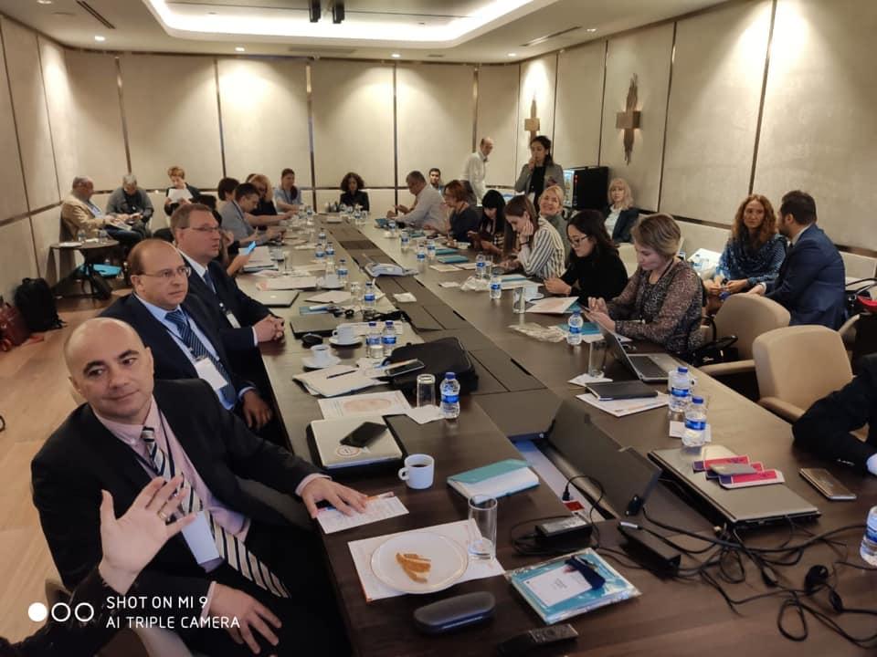 Участие в мастер-классе Comprehensive Genomic Profiling в госпитале ACIBADEM