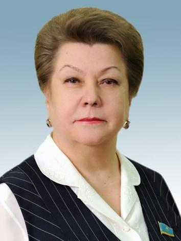 Петухова Надежда Михайловна