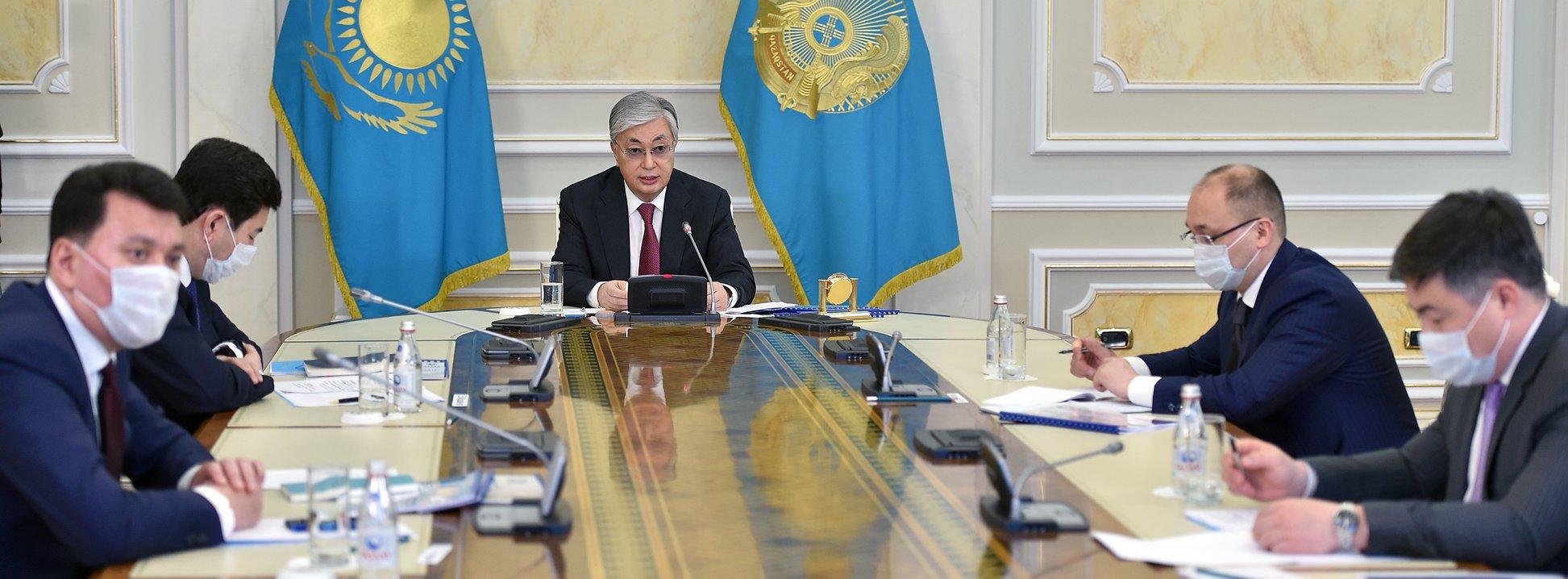 Отклик на Выступление Президента Касым-Жомарта Токаева на третьем заседании Национального совета общественного доверия