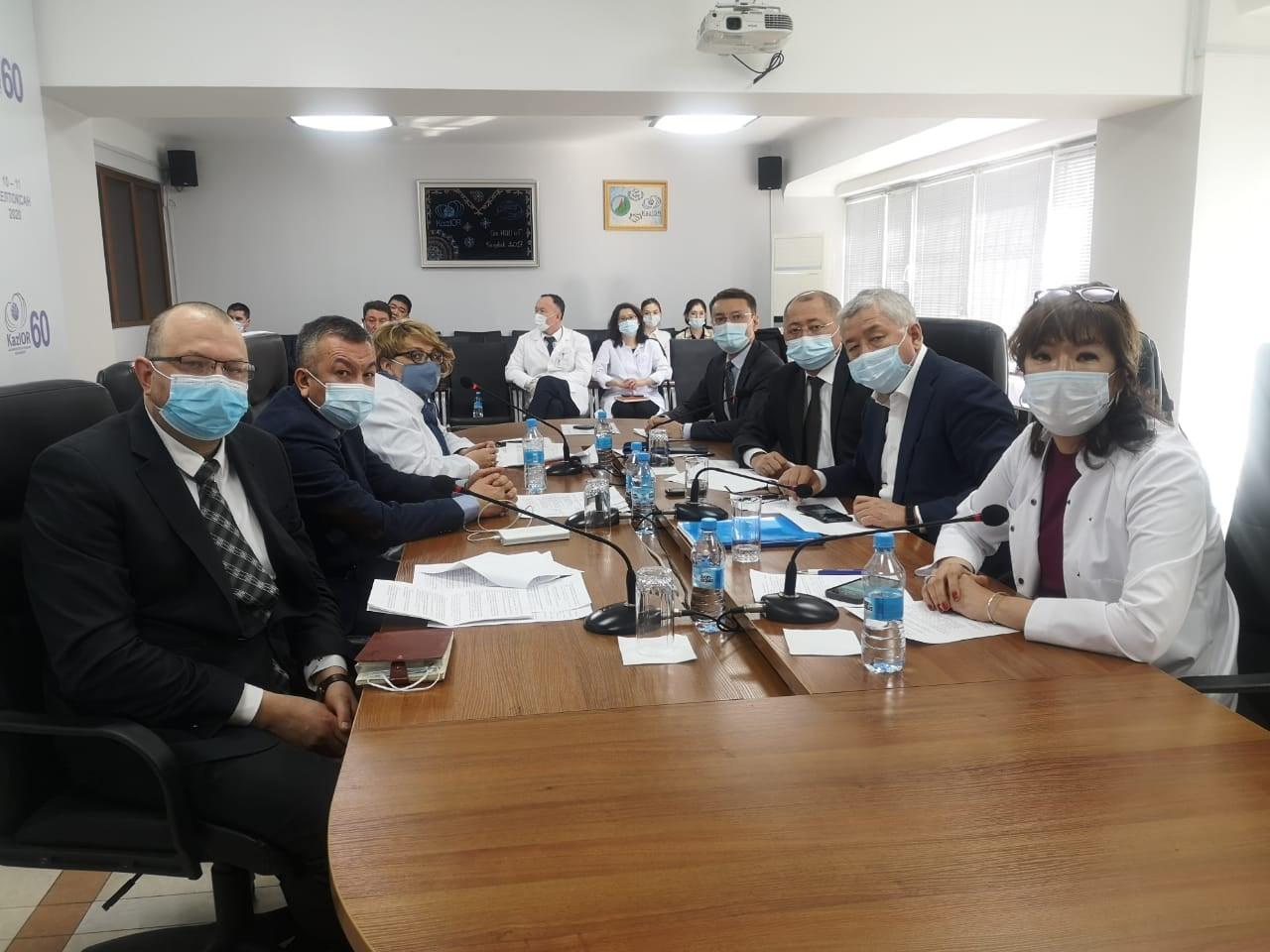 Координационный совет по онкологическим заболеваниям