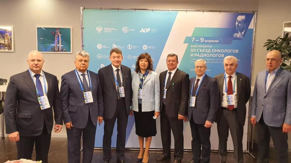 7 апреля 2021 года прошло заседание правления Ассоциации Директоров институтов онкологии и радиологии (АДИОР)