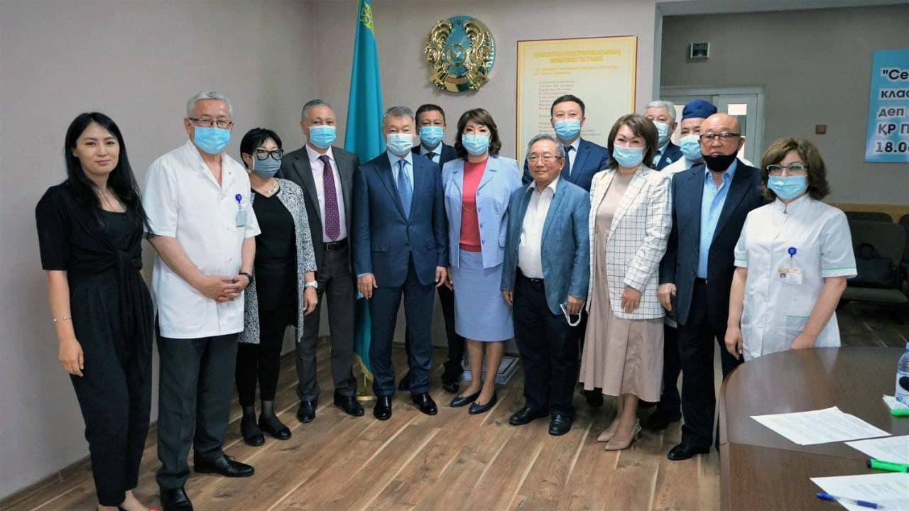 Первое в Казахстане отделение радионуклидной терапии открылось в городе Семей
